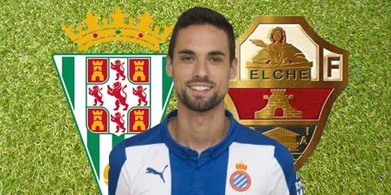 Córdoba y Elche se lanzan a por Raúl Rodríguez