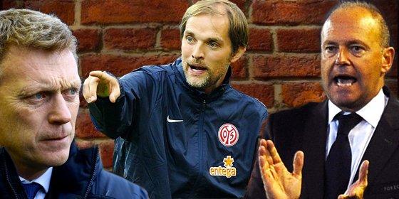 Uno de ellos será el nuevo entrenador de la Real