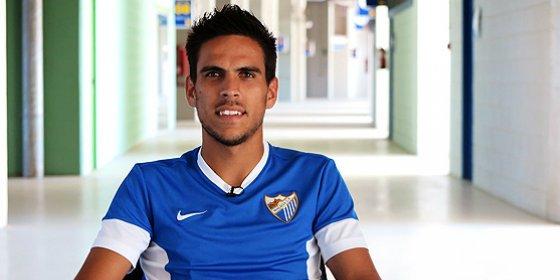 Firmará con el Málaga hasta 2018