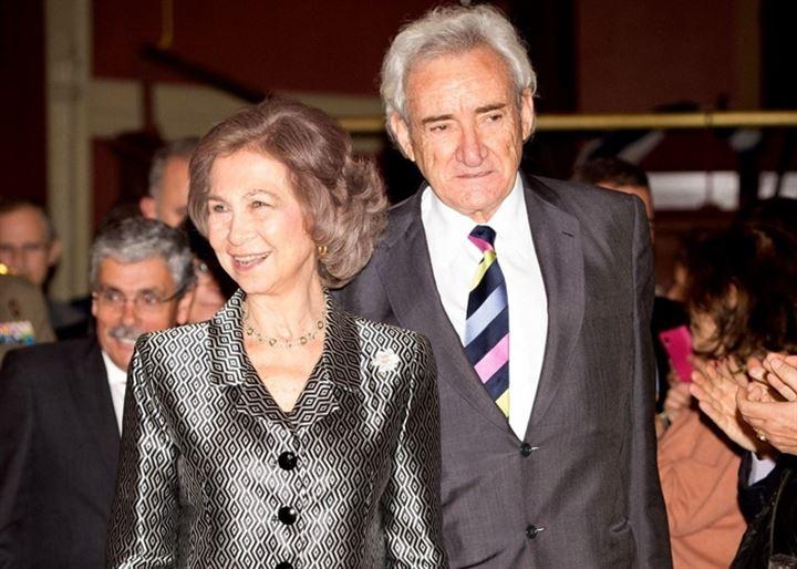 Doña Sofía preside el 25 aniversario del 'Proyecto Hombre'