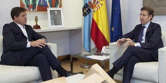 El socialista Besteiro y el presidente Feijóo no consiguen alcanzar un pacto contra la corrupción en Galicia