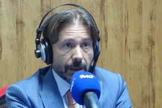 """Ricardo Martín: """"Podemos se está equivocando, no sólo por lo de Errejón, sino por decir que hay una campaña contra ellos"""""""