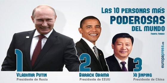La lista de las personas más poderosas del mundo en la que se ha colado el líder del Estado Islámico