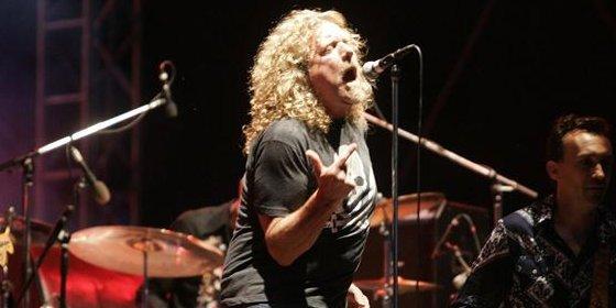 Robert Plant rechaza 500 millones de libras por resucitar Led Zeppelin