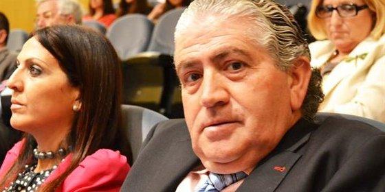 El alcalde del Albox renuncia a su cargo en la ejecutiva del PSOE andaluz
