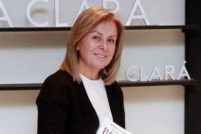 Rosa Clará presenta su primer libro titulado 'Secretos de Boda'
