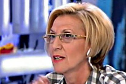 """Rosa Díez: """"Podemos es populista, con propuestas como las de Le Pen: jubilación a los 60 años y no pagar la deuda"""""""