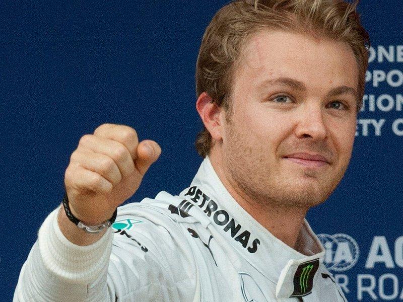 Rosberg reconoce su derrota con estas declaraciones