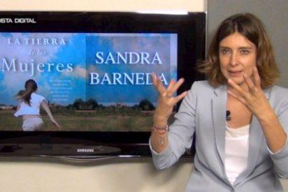 """Sandra Barneda: """"Hay un techo de cristal en el que la mujer todavía no puede acceder"""""""