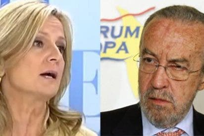 "Isabel San Sebastián pone a caer de un burro al gurú electoral de Rajoy: ""Arriola deja chiquitín a Rasputín"""