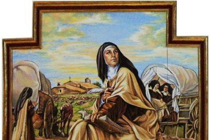 """El obispo de Segovia enaltece a Santa Teresa como """"prototipo femenino"""""""
