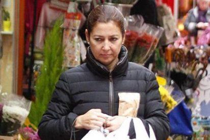 Sara Baras aprovecha los descansos en su gira para cumplir con sus recados