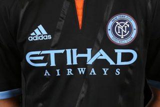 El New York City de Villa sorprende con su segunda equipación