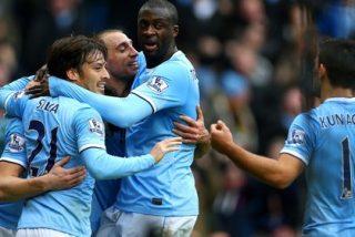 Dos españoles dejarán el Manchester City esta temporada