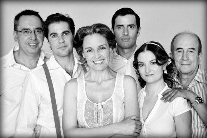 La actriz, Silvia Marsó protagoniza la obra 'El Zoo de Cristal'