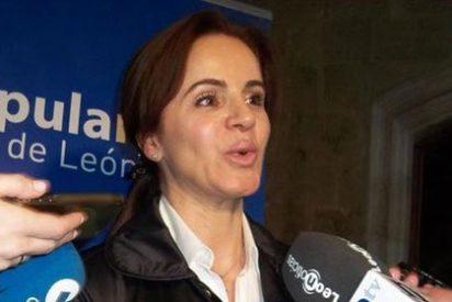 Silvia Clemente se niega a dimitir por los contratos de Castilla y León con la 'Púnica'