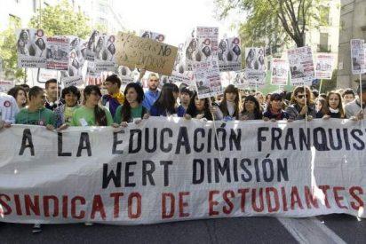 El Sindicato de Estudiantes tiene intención de movilizar tanto a padres como a profesores y estudiantes