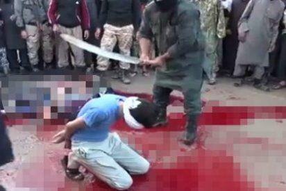El vídeo más salvaje de un despiadado Estado Islámico anegado en sangre