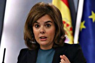 """Sáenz de Santamaría: """"La Generalitat de Cataluña lleva dos medias legislaturas sin gobernar"""""""