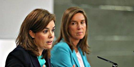 El reproche que le hizo Soraya a Rajoy en privado, harta de Mato