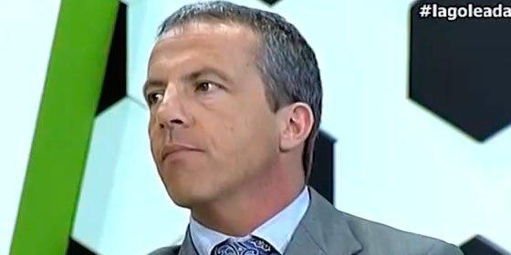 Así se ha despedido Cristóbal Soria de 'La Goleada'