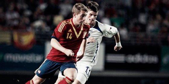 La sub-21 sigue sin encontrarse y cae con estrépito ante Bélgica (1-4)