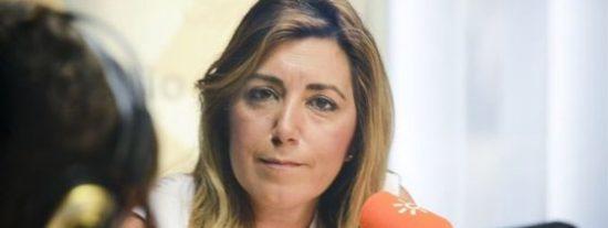 """Para Susana Díaz, la gente no está para pactos anticorrupción con """"un caso cada mañana"""""""