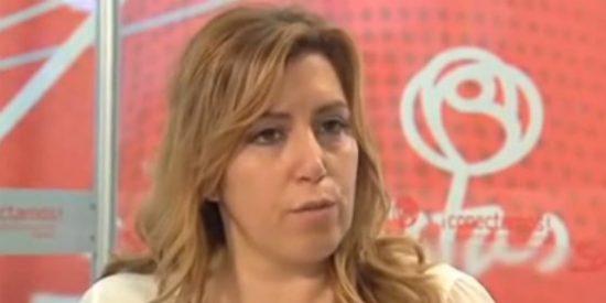 """Susana Díaz pide una """"regeneración democrática"""" que devuelva la confianza a los ciudadanos"""