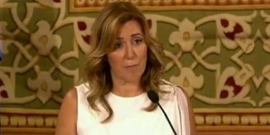 Díaz llevará a Bruselas un plan contra el desempleo para Andalucía