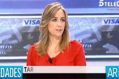 Como Tania Sánchez no aclare su lío con el fontanero puede acabar 'atascada' en el banquillo de los pecadores