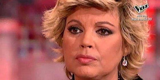 """El linchamiento definitivo a Terelu Campos en el 'Deluxe' en el que se descubre su doble juego: """"Se cree superior a nosotros"""""""