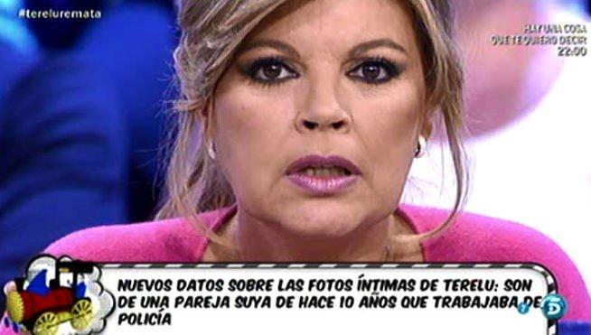 Terelu Campos acorralada: más ataques, ex novios vengativos y unas fotos de ella 'desnuda'