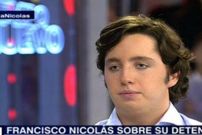 """""""Mi primo Nicolas, un fenómeno de la Naturaleza"""""""