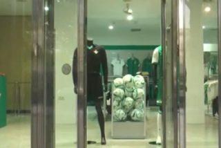 Así es la nueva tienda del Betis