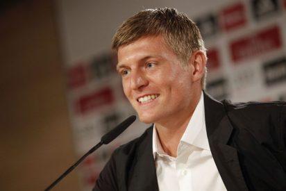 "Toni Kroos: ""Empiezo a cansarme, supongo que tendré descanso"""