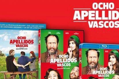 'Ocho apellidos vascos' recibe una ayuda de 35.971 euros en conservación de patrimonio cinematográfico en 2014