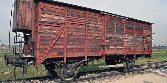 """Cracovia: """"Los trenes de la muerte de Auschwitz"""""""