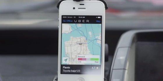 Cinco taxistas detenidos por perseguir y amenazar de muerte a conductor Uber