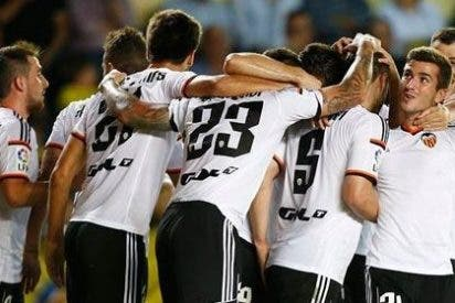 El Valencia ya es segundo en Liga gracias a su victoria ante el Villarreal (1-3)