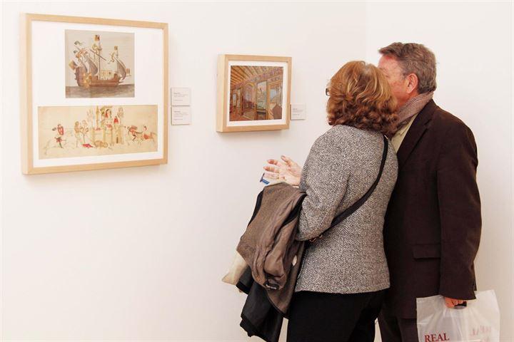 'Viajes por España', la nueva exposición de Richard Ford