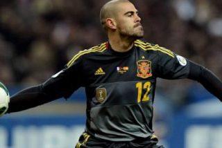 Victor Valdés pasa reconocimiento médico con su nuevo equipo