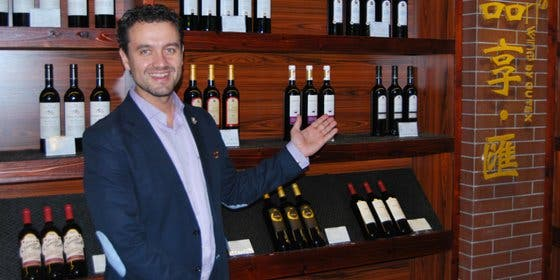 España expande la cultura del vino con la apertura de la primera escuela de enología y viticultura en China