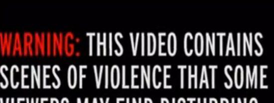 ¡El brutal vídeo de extrema violencia de género que no debería existir!