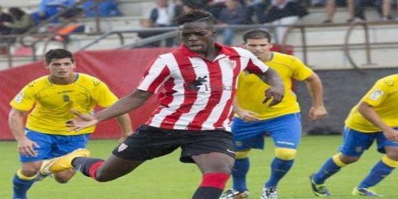 Cazan a dos equipos europeos ojeando a un jugador del Athletic