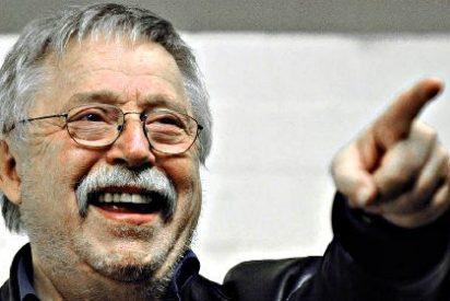 Wolf Biermann, compositor proscrito por el régimen comunista, revienta una sesión del Bundestag