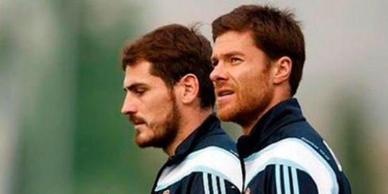 """¿Ajusta cuentas Xabi Alonso desde Múnich?: """"Manuel Neuer es el mejor portero con el que he trabajado"""""""