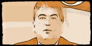 """""""Don Mariano es capaz de comerse crudo el hígado de una ballena y jurar que es vegetariano"""""""