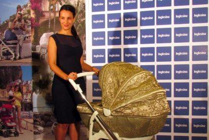 """Xenia Tostado: """"Estoy teniendo un embarazo muy bueno, feliz y llena de energía, de momento"""""""