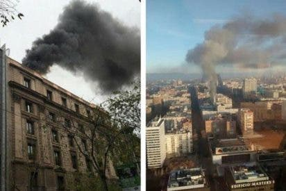 Instituciones en llamas: Ayer la Fiscalía de Cataluña, hoy el Ministerio de Defensa