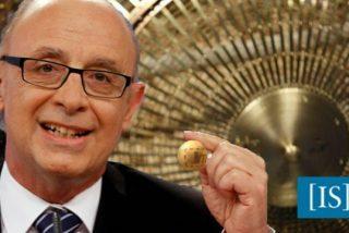 Loterías del Estado: El mayor premio es 'compartirlo'... con Montoro
